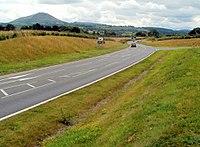 Bronllys bypass - eastern side.jpg