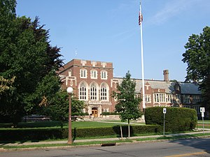 Bronxville, New York - The Bronxville School