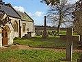Broomfield churchyard - geograph.org.uk - 1197328.jpg