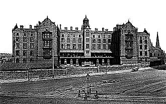 Brownlow Hill infirmary - Brownlow Hill infirmary