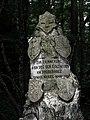 Bruderholz Denkmal im Reinacher Wald, Standort, Hohle Gasse-Spitzenhägiweg (3).jpg