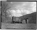 Buckhorn Manor, Log Outbuilding, State Route 603, Bacova, Bath County, VA HABS VA,9-BACO.V,1D-1.tif