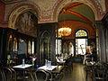 Bucuresti, Romania, Imobil pe Str. Stavreopoleos nr. 3, sect. 3 (Restaurantul NEGRESCO) (interior 13).JPG
