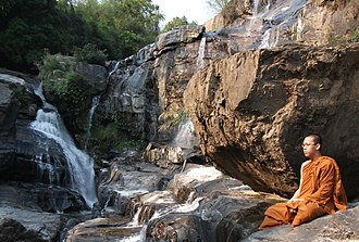Buddhist meditation - The modern Thai Forest Tradition advocates practicing in the wilderness.