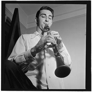 Buddy DeFranco American jazz clarinetist and bandleader