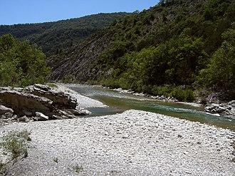 Buëch - Buëch River