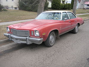 Buick Regal - 1973 Buick Regal sedan