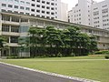 Buildings of the China Medical University in North District of Taichung 02.jpg