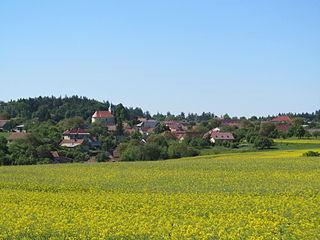 Bukovinka Municipality in South Moravian, Czech Republic