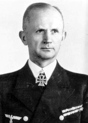 Karl Dönitz - 1943 portrait