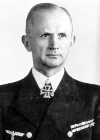 Karl Dönitz - Dönitz as Grand Admiral in 1943