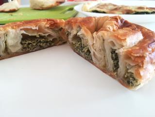 Börek Stuffed phyllo pastry