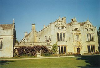 Burford Priory Country house in Oxfordshire