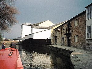 Weavers' Triangle - Burnley wharf on the Leeds and Liverpool Canal