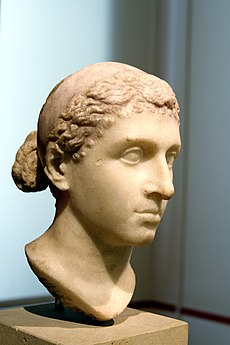 Bust of Cleopatra VII - Altes Museum - Berlin - Germany 2017 (2) .jpg