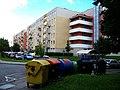 Bytový komplex Počernická, od křižovatky Káranská - Limuzská.jpg