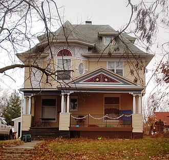 C.H. Whitehead House - Image: C.H. Whitehead House