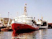 CCGS Labrador 1982