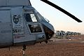 CH-46 Greyhawks in Iraq 55 yr anniversary.jpg