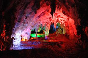 Jenolan Caves - Image: CHIFLEY CAVE JENOLAN CAVES