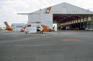 Coast Guard Air Station Elizabeth City US Coast Guard base in Elizabeth City, North Carolina, United States