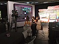 CTV News at FunTown Mahjong press conference 20110426.jpg