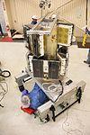 CYGNSS spacecraft in Vandenberg Building 1555 (VAFB-20161012-PH BEV01 0196).jpg