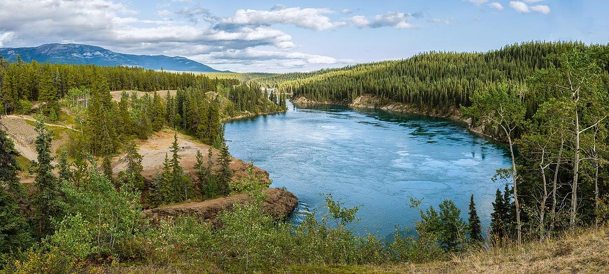 Camping in Yukon - Wikipedia