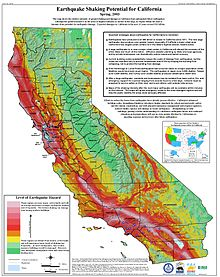 Cartina Sismica Italia Wikipedia.Terremoti In California Wikipedia