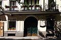 Calle Liberta, número 23, con placa de Eduardo Rosales.jpg