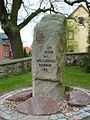 Calvörde-Wegenstedt, Kriegerdenkmal 2WK, Bild 2.JPG