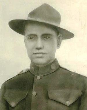 Calvin John Ward - Medal of Honor recipient