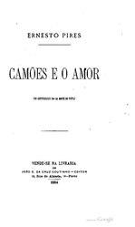 Ernesto Pires: Camões e o amor