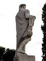 Campidoglio, Roma - Costantino II cesare retro.jpg
