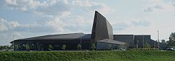 Canadian War Museum new building 2007.jpg