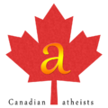 Canadian atheists logo.png