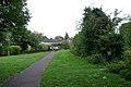 Canalside open space near Arncliffe Way, Woodloes Park - geograph.org.uk - 1441281.jpg