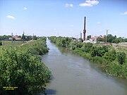 Canalul Bega in Freidorf de pe Podul Modos99