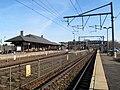 Canton Junction station from southbound NEC platform, April 2016.JPG
