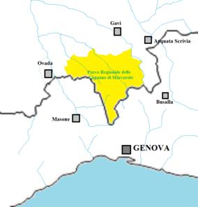 Parco naturale delle Capanne di Marcarolo Wikipedia