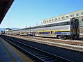 Capitol Corridor train at San Jose Diridon station, September 2008.jpg