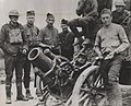 Captured German Trench Mortar, 1918 (8935622943).jpg