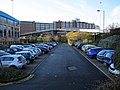 Car Park near Manors Metro Station (geograph 2159077).jpg