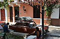 Car with a mission, Cartagena, Colombia Street Scenes (24418672745).jpg