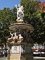 Carcassonne La fontaine monumentale Vue n°2.jpg
