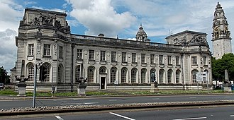 Cardiff Crown Court - Image: Cardiff Crown Court Geograph 3998718 by Jaggery