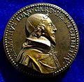 Cardinal Richelieu Bronze Medal 1631 by Warin. Obverse.jpg