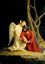 Carl Heinrich Bloch - Gethsemane.jpg