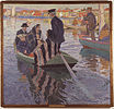 Carl Wilhelmson - Church-Goers in a Boat - Google Art Project.jpg