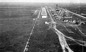 Carlstrom Field - Carlstrom Field, Florida, World War I photograph, 1918